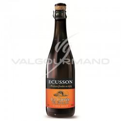 ~Cidre Ecusson cuvée du fournil vp doux - 75cl CARTON DE 12 en stock