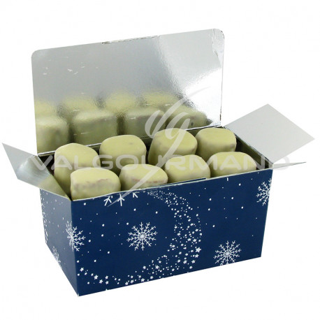 Bouchées praliné et chocolat blanc - ballotin de 250g