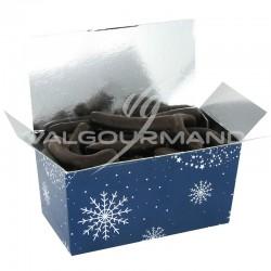 Orangettes au chocolat noir - ballotin de 230g