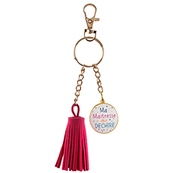 Porte-clefs maîtresse - pièce en stock
