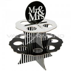 Présentoir Mr & Mrs (12 emplacements) - pièce en stock