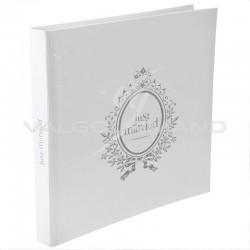 Livre d'or Just Married - pièce en stock