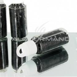 Paillettes en tube NOIR - pièce en stock