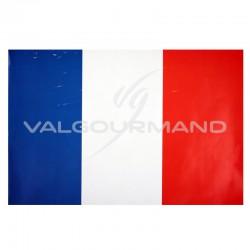 Sets de table drapeau bleu blanc rouge France - 6 pièces en stock