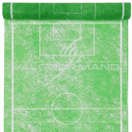 Chemin de table Football - pièce