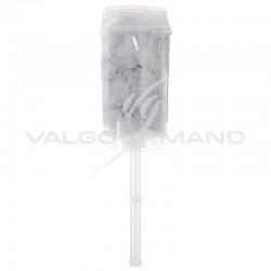 Confettis popper BLANC - pièce en stock