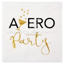 Serviettes APERO Party - 20 pièces
