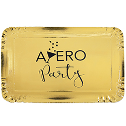 Plateaux APERO Party - 5 pièces en stock