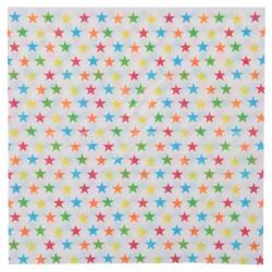 Serviettes de table thème Cirque - 20 pièces