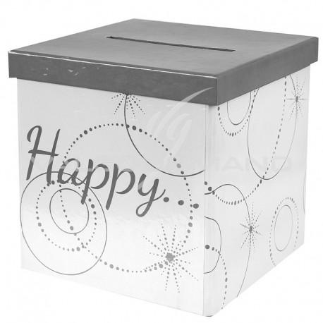 Urne / Tirelire Happy - pièce