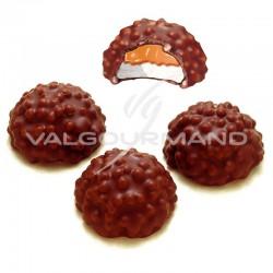Hérissons guimauve, chocolat et caramel - carton de 5kg en stock