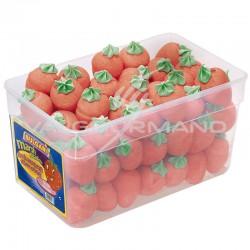 Fraises en guimauve - boîte de 1kg