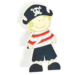 Pince GM Pirate - pièce en stock