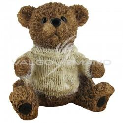 Tirelire ourson Bear BRUN - pièce en stock