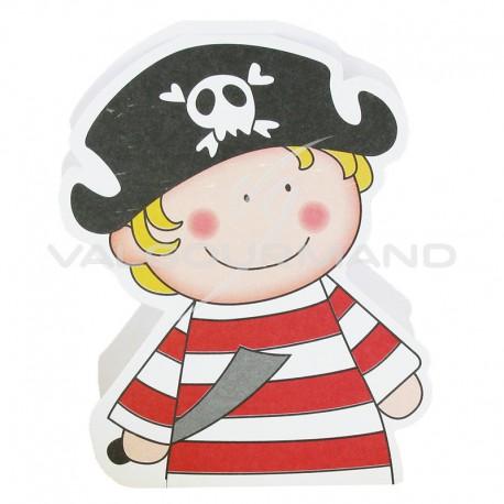 Ballotins GM Jack le pirate - 25 pièces