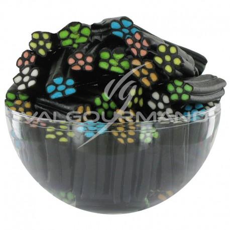 Barillets à la réglisse fourrés - 1kg SUPER PRIX