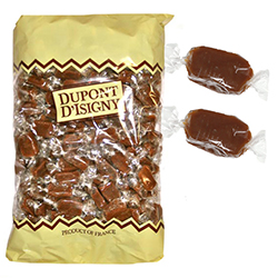 Caramels au beurre salé Dupont d'Isigny - 2kg