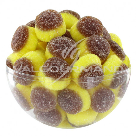 Flans caramel sucrés - 1kg