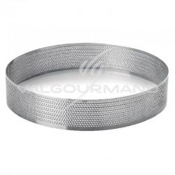 Cercle à tarte 24cm Lacor INOX