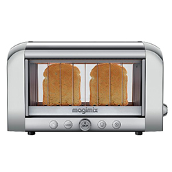 Grille-pain toaster brillant - vision Magimix