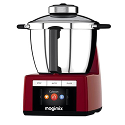 Robot cuiseur multifonction - Cook Expert Magimix ROUGE