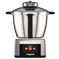 Robot cuiseur multifonction - Cook Expert Magimix CHROME MAT