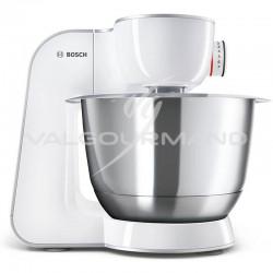 Robot pâtissier kitchen machine - mum 5 Bosh BLANC en stock