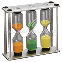 Sablier 3 temps - cilio Kuchenprofi en stock