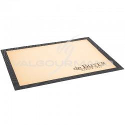 Tapis fibre de verre siliconé micro-aéré De Buyer