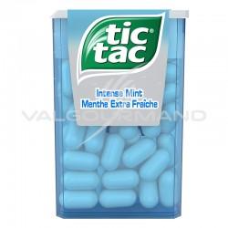 Tic Tac PM menthe extra fraîche 18g - 24 boîtes