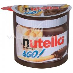 Nutella GO 52g - les 12 pots en stock