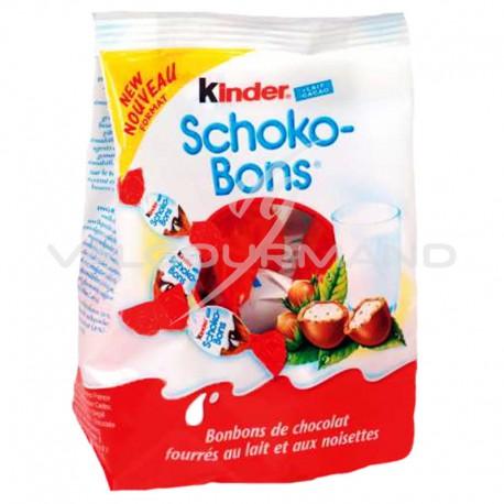 Kinder Schokobons 125g - 16 sachets