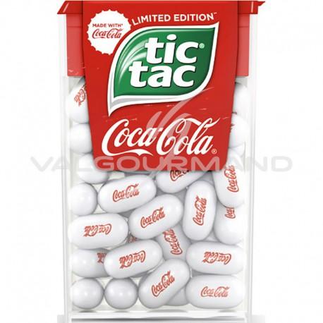 Tic Tac coca cola 18g - 24 boîtes