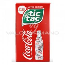 Tic Tac coca cola 49g - 24 boîtes GM
