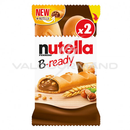 Nutella B-ready 44g - boîte de 24