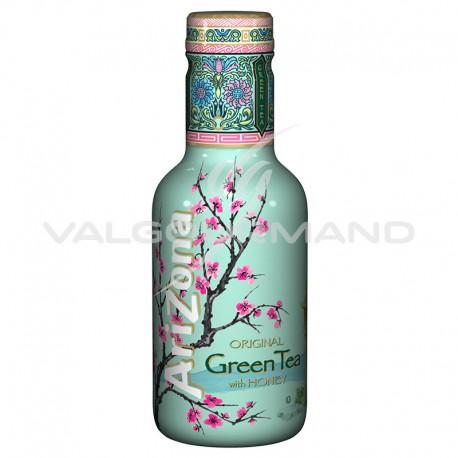 Arizona Green Tea & Honey original 50cl - 6 bouteilles