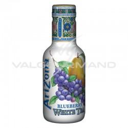 Arizona White Tea & Blueberry 50cl - 6 bouteilles en stock