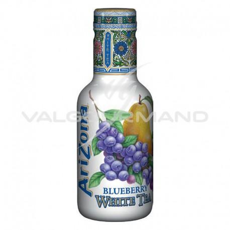 Arizona White Tea & Blueberry 50cl - 6 bouteilles