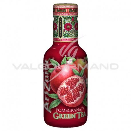 Arizona Green Tea & Pomegranate 50cl - 6 bouteilles