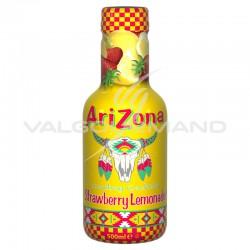 Arizona cowboy Strawberry Lemon Pet 50cl - 6 bouteilles en stock