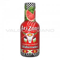 Arizona cowboy Watermelon Pet 50cl - 6 bouteilles en stock