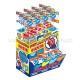 Sucettes coeur Piruletas mûre (colorent la langue) - boîte de 80