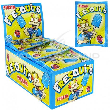 Fresquito fruit rouge (colorent la langue) - boîte de 40