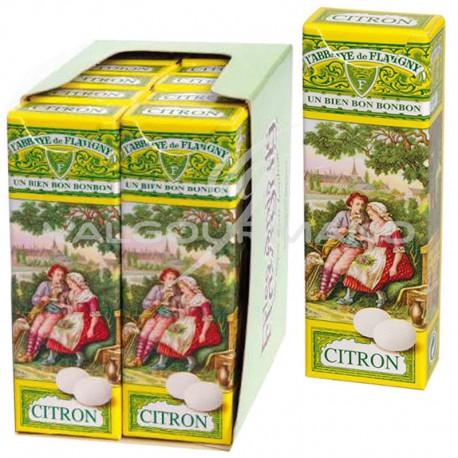 Flavigny L'Original Citron 18g - 10 étuis