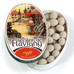 Boîtes collection Flavigny café 50g - 12 boîtes