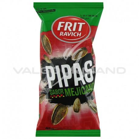 Pipas mexicaine 40g - 26 sachets