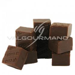 Caramels Fudge chocolat - tubo de 2kg