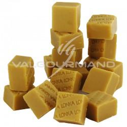 ~Caramels Fudge vanille - carton vrac de 3.25kg
