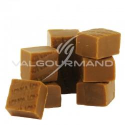 Caramels Fudge cappuccino - tubo de 2 kg