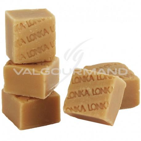 Caramels Fudge au sel de mer - tubo de 2kg